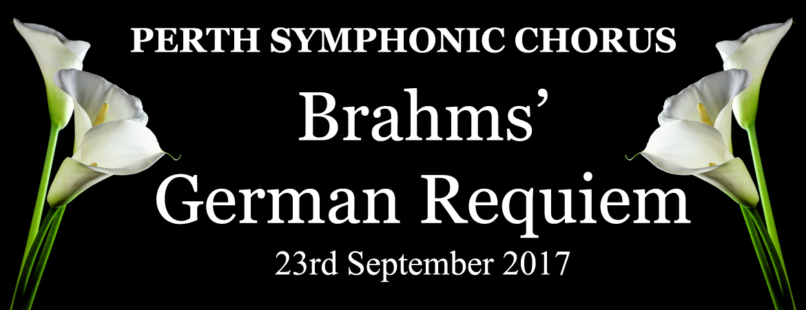 Brahms A German Requim