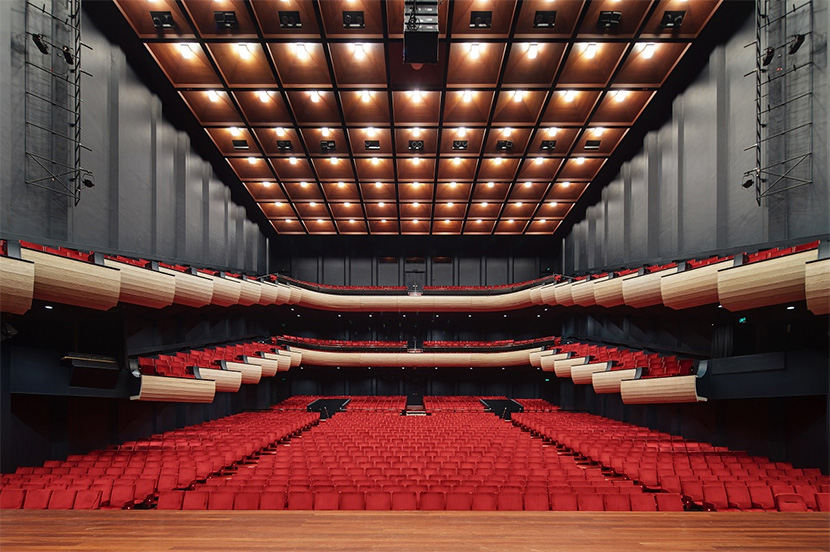 perthconcerthall space